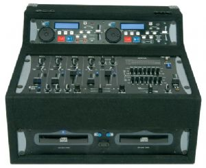 DJ CD PLAYER/MIXER STARTER KIT  (rrp £379)
